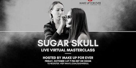 LIVE Sugar Skull Virtual Masterclass tickets