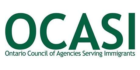 OCASI Annual General Meeting tickets