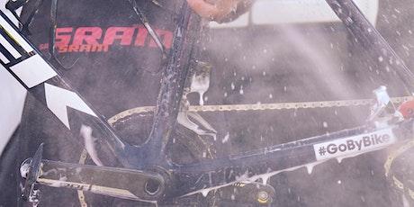 Bike wash 101 tickets