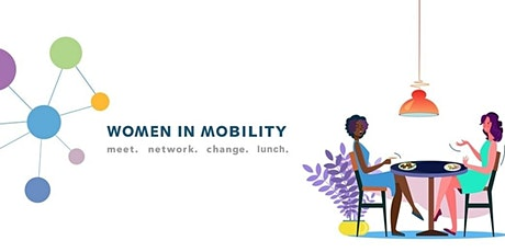 Oktober LunchUp Women in Mobility Hub Berlin Tickets