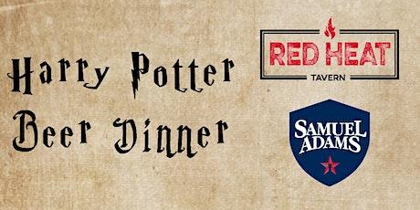 Harry Potter Beer Dinner tickets