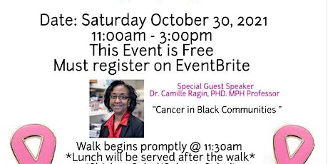 Empowered Together Walk for Breast Cancer Awareness tickets