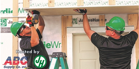 James Hardie Spanish Install Event hosted by ABC tickets