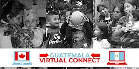 Guatemala Virtual Connect 2021 tickets