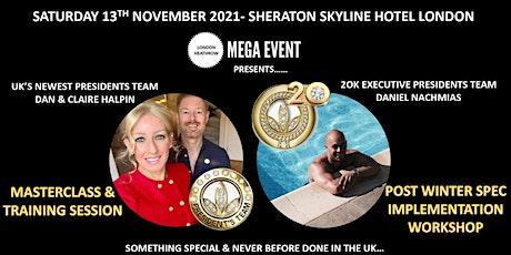 Mega Event - Roadmap to Success tickets