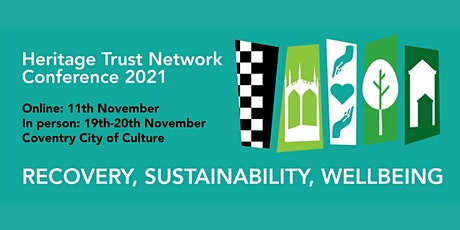 RECOVERY, SUSTAINABILITY, WELLBEING tickets