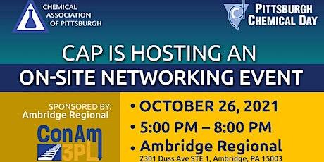 CAP Networking Event at Ambridge Regional tickets