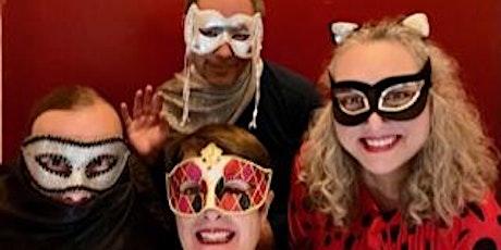 A Very Masked Murder! tickets