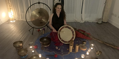 Sound Bath Meditation: Soothe and Restore tickets