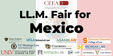 US LL.M. Fair for Mexico tickets