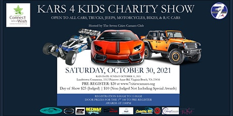 Kars 4 Kids Car Show tickets