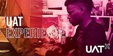 UAT Experience: November 6th tickets