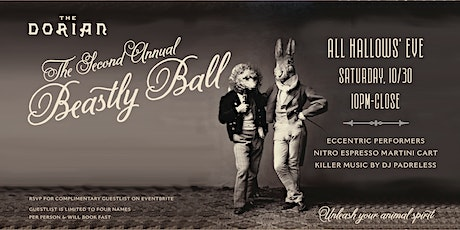 The Second Annual Beastly Ball tickets