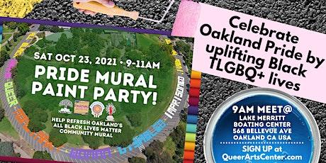 Help Us REfresh Oakland's All Black Lives Matter Mural! tickets