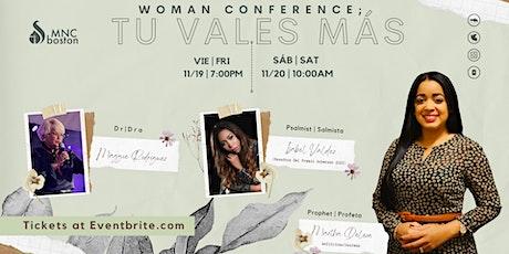 Women's Conference: Tu Vales Más tickets