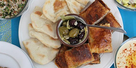 Middle Eastern Cooking - Market to Mezze tickets