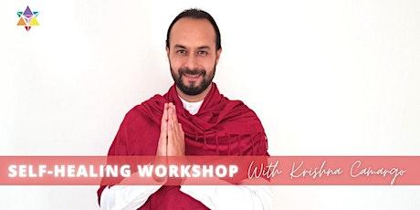 IN PERSON | Self-Healing Workshop with Krishna Camargo tickets