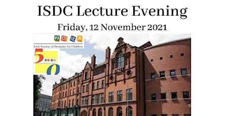 Evening Lecture ISDC 12 November 2021 DDUH tickets