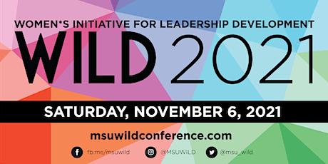 Women*s Initiative for Leadership Development (WILD) tickets