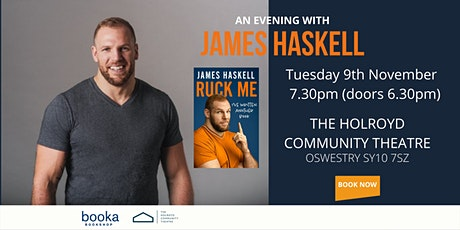 An Evening with James Haskell tickets