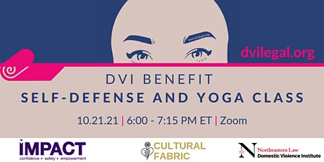Self-Defense and Yoga Fundraiser for Northeastern's DVI tickets