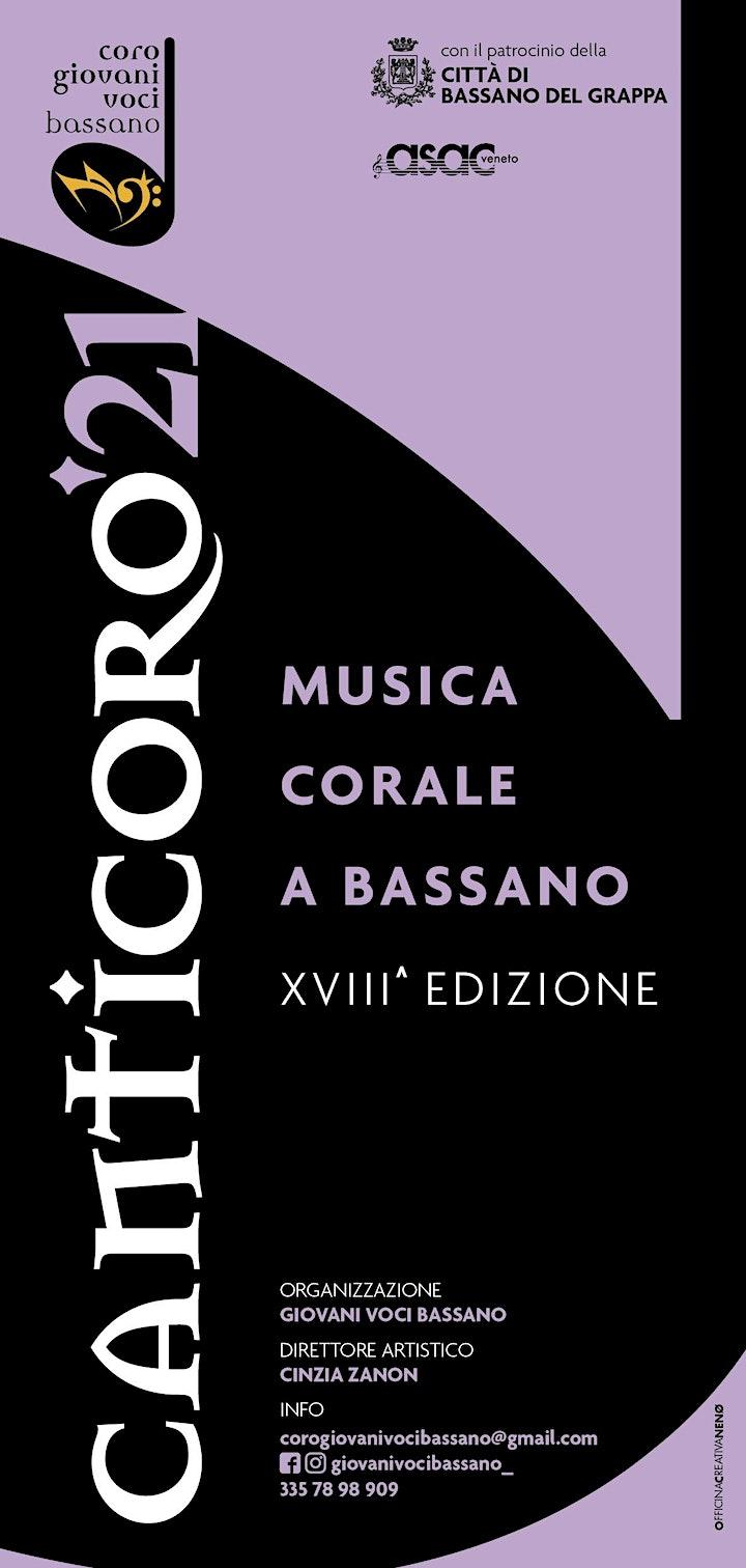 Immagine Canticoro 2021 - Bassano del Grappa (VI)