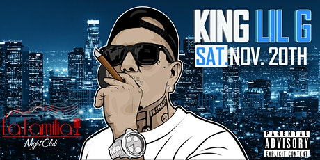 KING LIL G tickets