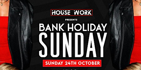 House Work at The Sound House tickets