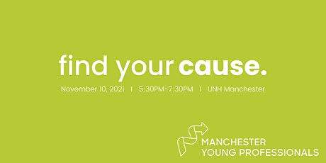 Find Your Cause tickets