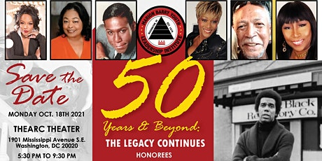 50th Anniversary Celebration: 50 Years and Beyond... The Legacy Continues tickets