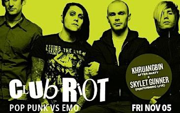 Club Riot - A Pop Punk vs Emo Dance Party tickets