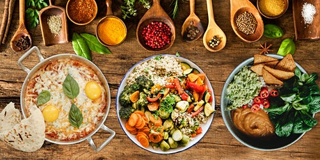 Cooking from Different Traditions: Flavours of North Africa and Middle East tickets