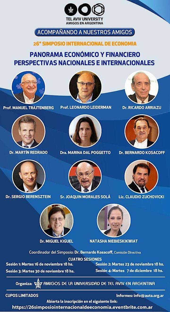Imagen de 26° Simposio Internacional de Economía
