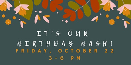 Compass' Two-Year BIRTHDAY BASH tickets