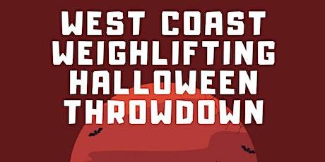 Halloween Throwdown tickets
