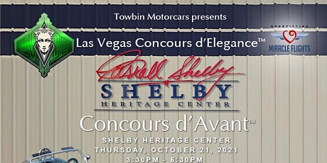 LAS VEGAS CONCOURS d'ELEGANCE™ benefiting MIRACLE FLIGHTS tickets