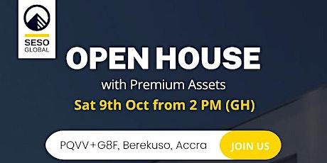 Seso Global Property Open House - Abokobi Hills tickets