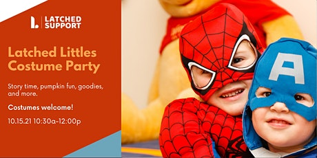 Latched Littles Costume Party-West tickets