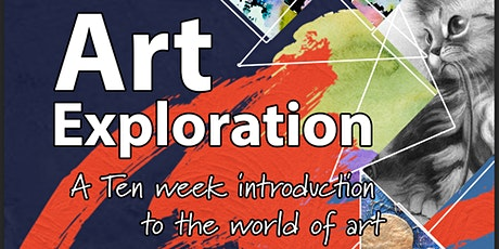 Art Exploration- 10 Introduction to Fine Art tickets