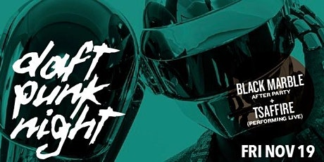 Daft Punk Night - An Indie Dance Party tickets