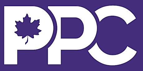 Portage Lisgar Electoral District Association Annual General Meeting tickets