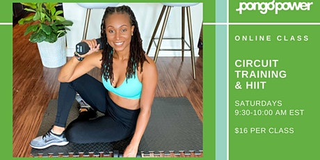 Circuit Training and HIIT Class tickets