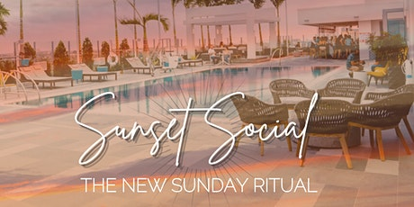 Sunset Social   Rooftop Day + Pool Party  @ Easton Rooftop! tickets
