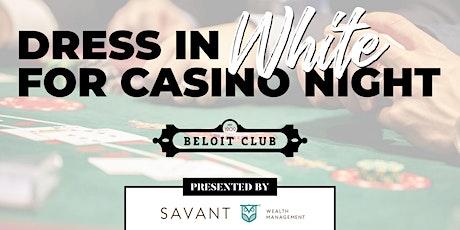 Casino Night tickets