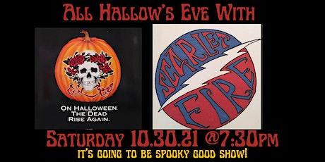 Scarlet Fire Live @ The Big Ash Biergarten! tickets