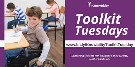 Toolkit Tuesdays: Assistive Technology Trends Part 2 tickets