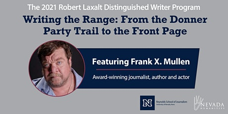 Writing the Range: From the Donner Party Trail to the Front Page tickets