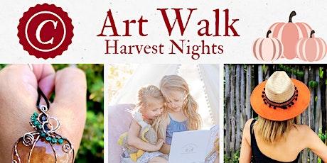 Art Walk Harvest Nights tickets
