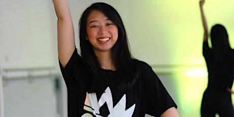 SOS BOSS Dance Class with Lisa Wong // RIHANNA - DISTURBIA tickets