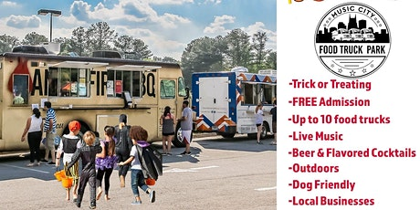Trunk or Treat with the Food Trucks! tickets